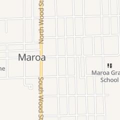 Directions for Maroa Pub in Maroa, IL 102 S Walnut St