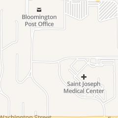 Directions for Dr. Jesse l Van Le M.D. in Bloomington, IL 1505 Eastland Dr Ste 210