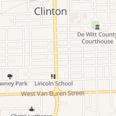Directions for Hardee's Restaurant in Clinton, IL 306 S Grant St