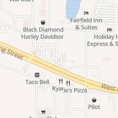 Directions for Bob Evans Restaurant in Marion, IL 2708 W Deyoung St