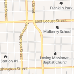 Directions for Lancaster's Fine Dining in Bloomington, IL 513 N Main St