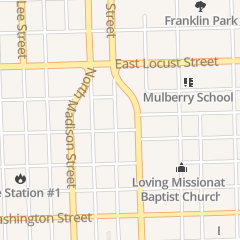 Directions for Mulligans in Bloomington, IL 531 N Main St