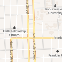 Directions for Dr. Gregory i Halperin M.D. in Bloomington, IL 1008 n Main St