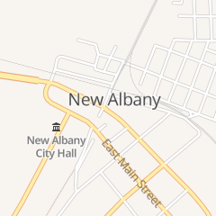 Directions for Game Tyme in New Albany, MS 114 N Railroad Ave