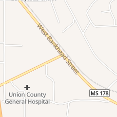 Directions for China Buffet in New Albany, MS 110 State Highway 30 W