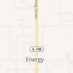 Directions for Nesler's Polar Whip in Energy, IL 100 W Johnson St