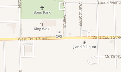 Directions for X- Treme Smoke & Vapor 1 in Janesville, WI 1822 W Court St