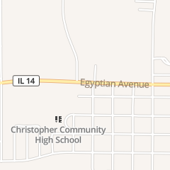 Directions for Southern Ilinois Ice House in Christopher, IL 850 State Route 14 W