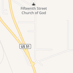 Directions for Froggeez in Centralia, IL 1829 S Pine St
