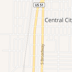 Directions for The 101 Club in Centralia, IL 101 S Commercial St