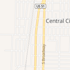 Directions for Kay's 101 Club in Centralia, IL 101 S Commercial St