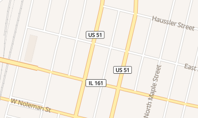 Directions for Poplar Place in Centralia, IL 323 N Poplar St