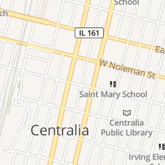 Directions for Mamma Antonia's Trattoria in Centralia, IL 302 E Broadway
