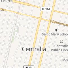 Directions for Winning Edge in Centralia, IL 120 S Poplar St