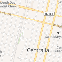 Directions for Raymond James Financial Services in Centralia, IL 100 S Locust St