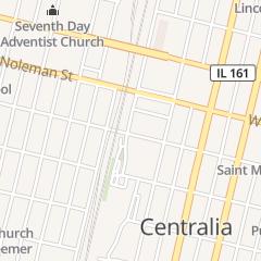 Directions for Centralia House Restaurant in Centralia, IL 111 N Oak St