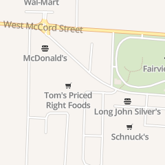 Directions for Lucys Place in Centralia, IL 1231 W Broadway