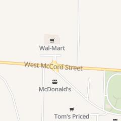 Directions for Sergio Mexican Bar & Grill Restaurant in Centralia, IL 1330 W Mccord St