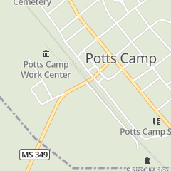Directions for EL NOGALITO in POTTS CAMP, MS 25 S CENTER ST