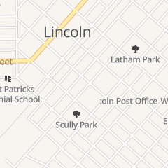 Directions for Lincoln Grand Eight in Lincoln, IL 225 S Kickapoo St