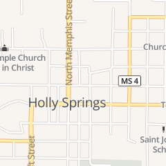 Directions for Southern Eatery in Holly Springs, MS 130 E College Ave