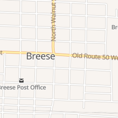 Directions for V & H Recreation Inc in Breese, IL 732 N 4th St