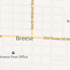 Directions for Wally's Drive-In in Breese, IL 711 N 4th St