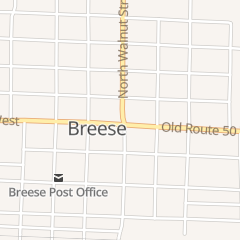 Directions for Dairy King in Breese, IL 691 N 4Th St