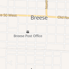 Directions for Jimmys Bbq in Breese, IL 189 N Main St