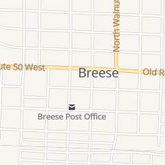Directions for Pizza Market in Breese, IL 541 N 3Rd St