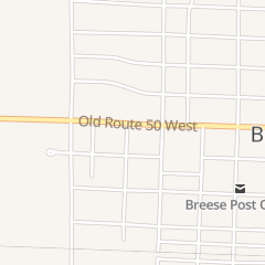 Directions for Hardee's in Breese, IL 220 N 4th St