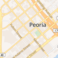 Directions for Yash Technologies llc in Peoria, IL 416 Main St
