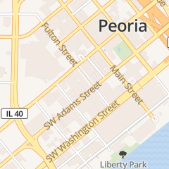 Directions for Illinois Central College - Downtown Peoria Campus in Peoria, IL 201 Sw Adams St