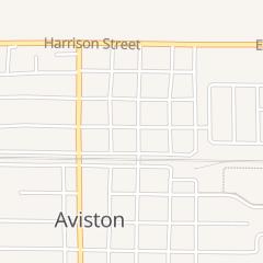 Directions for Lantern Inn Inc in Aviston, IL 98 N Page St