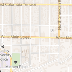 Directions for Yan's Massage in Peoria, IL 841 W Main St