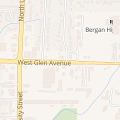 Directions for Reflexions Ltd in Peoria, IL 1129 W Glen Ave
