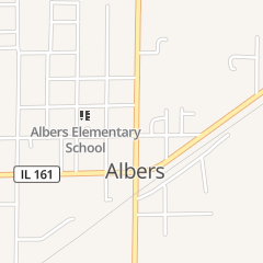 Directions for Shorty's Tavern in Albers, IL 202 N Commercial St