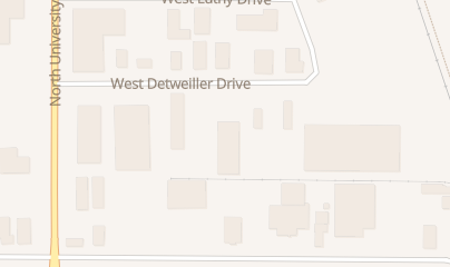 Directions for Baumgarten Distributing Company Inc in Peoria, IL 1618 W Detweiller Dr