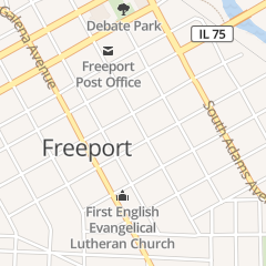 Directions for Mort & Saint's in Freeport, IL 114 S Chicago Ave