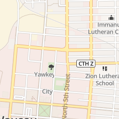 Directions for CHRISTIAN SCIENCE SOCIETY-WAUSAU in Wausau, WI 404 Franklin St