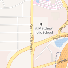 Directions for St. Matthew Catholic Church - Rectory in Wausau, WI 229 S 28th Ave