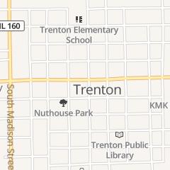 Directions for Subway Trenton in Trenton, il 2 W Broadway