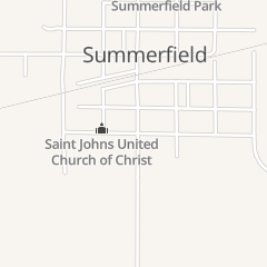 Directions for Mike's Place in Summerfield, IL 100 N Main St