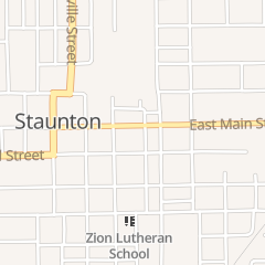 Directions for Top of the Town in Staunton, IL 212 W Main St