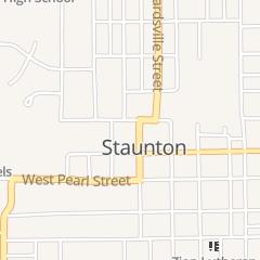 Directions for Hardee's Restaurant in Staunton, IL 117 N Hibbard St