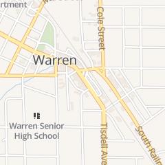 Directions for Brinkmeier Rachel Cpa in Warren, IL 143 E Main St