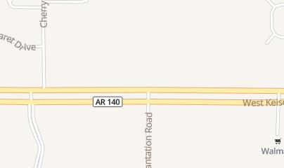 Directions for Miranda Video in Osceola, AR 1020 W Keiser Ave