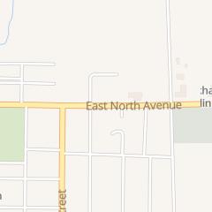 Directions for L.A. Drive In in Stockton, IL 216 E North Ave