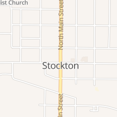 Directions for Corner Tap in Stockton, IL 128 N Main St