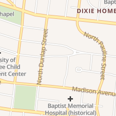 Directions for Regional Medical Center at Memphis in Memphis, TN 877 Jefferson Ave